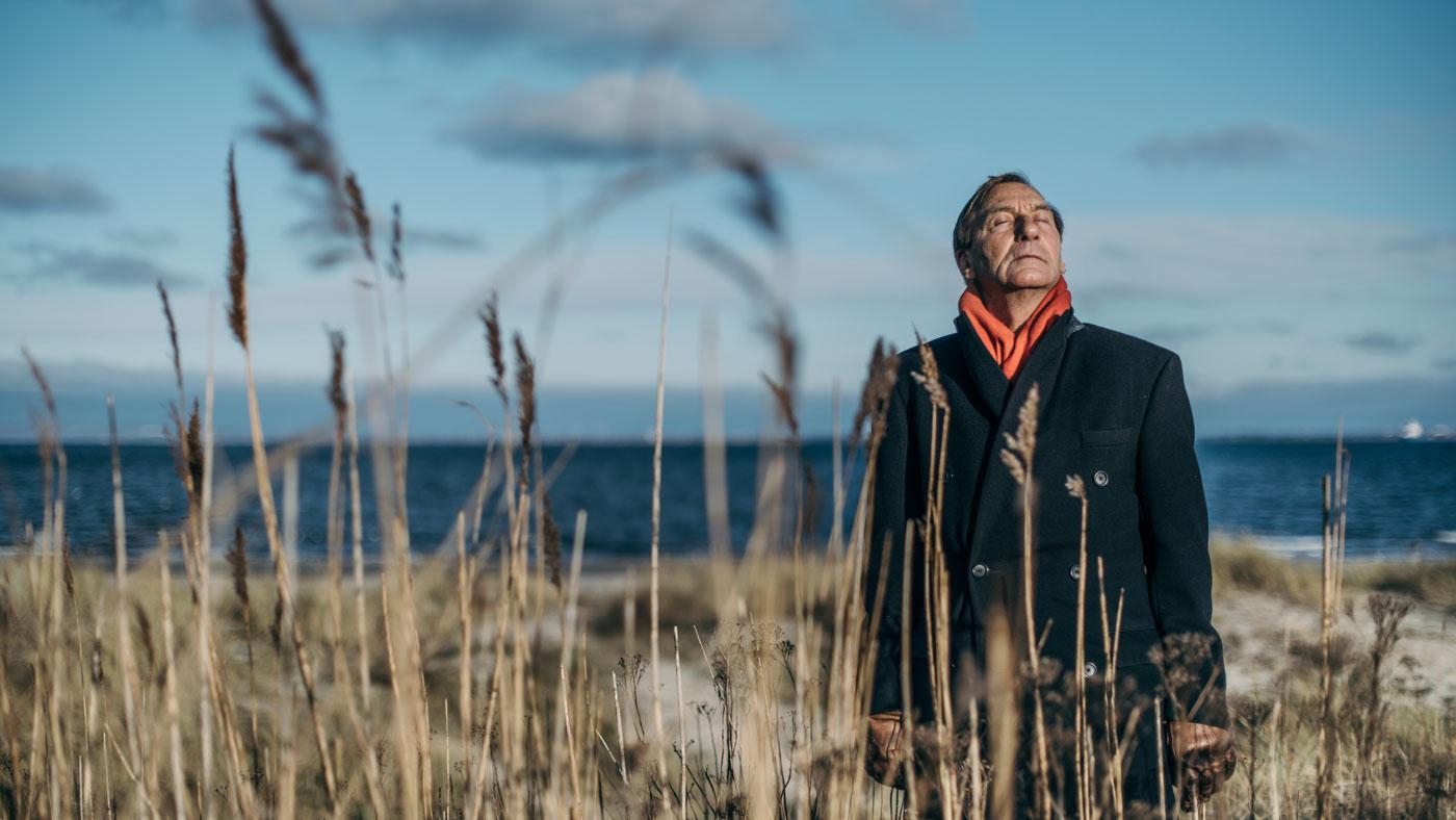 """""""Jeg lærte noget vigtigt om mig selv den dag"""" - Ole Rosdahl, 76 år, pensioneret advokat. Bor i Hornbæk."""