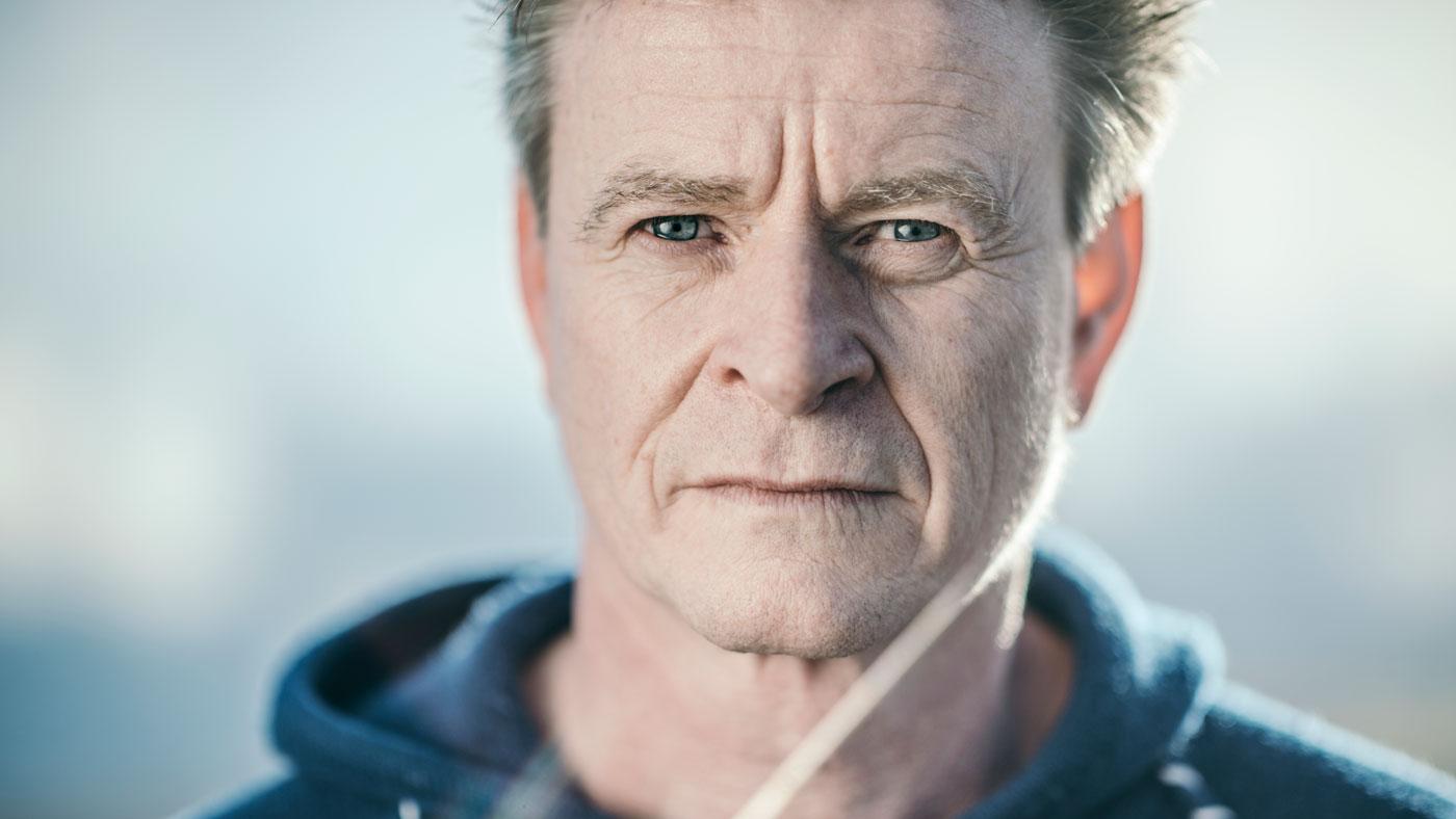 """""""Jeg måtte vælge: Hvem skulle jeg redde først?"""" - Børge Vestergaard Madsen, 51 år, speciallærer. Bor i Thisted."""