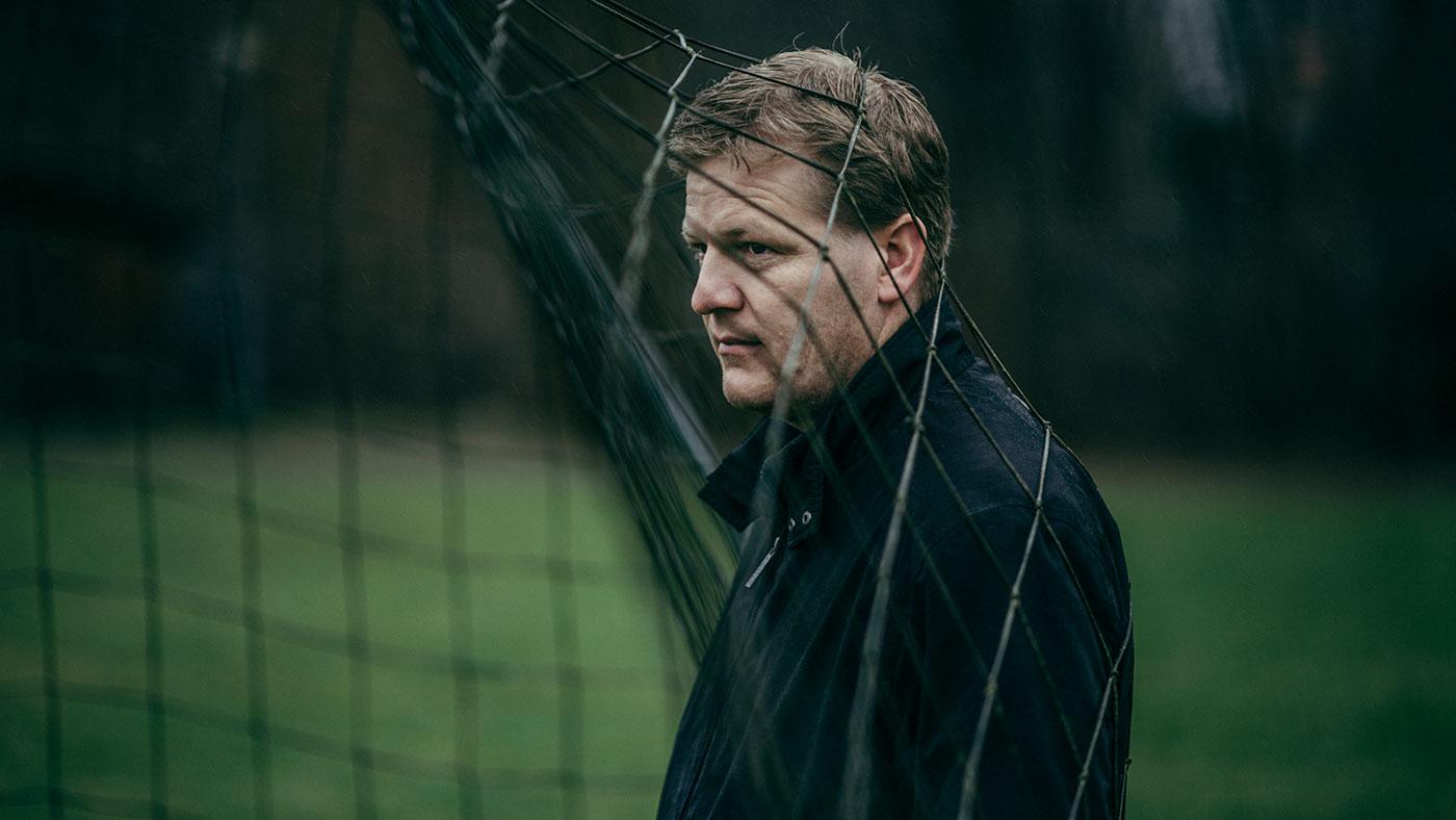 """Jeg trådte til side, så andre kunne redde min bror"" - Henrik Pedersen, 41 år, maskiningeniør. Bor i Silkeborg."