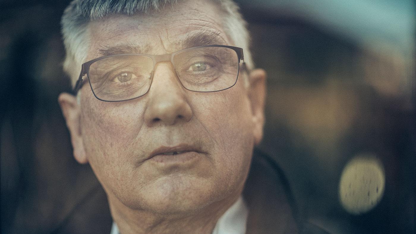 """""""Jeg synes, det er min pligt at hjælpe"""" - Jens Jørgen Peter Jensen, 65 år, taxavognmand. Bor i Hundested."""